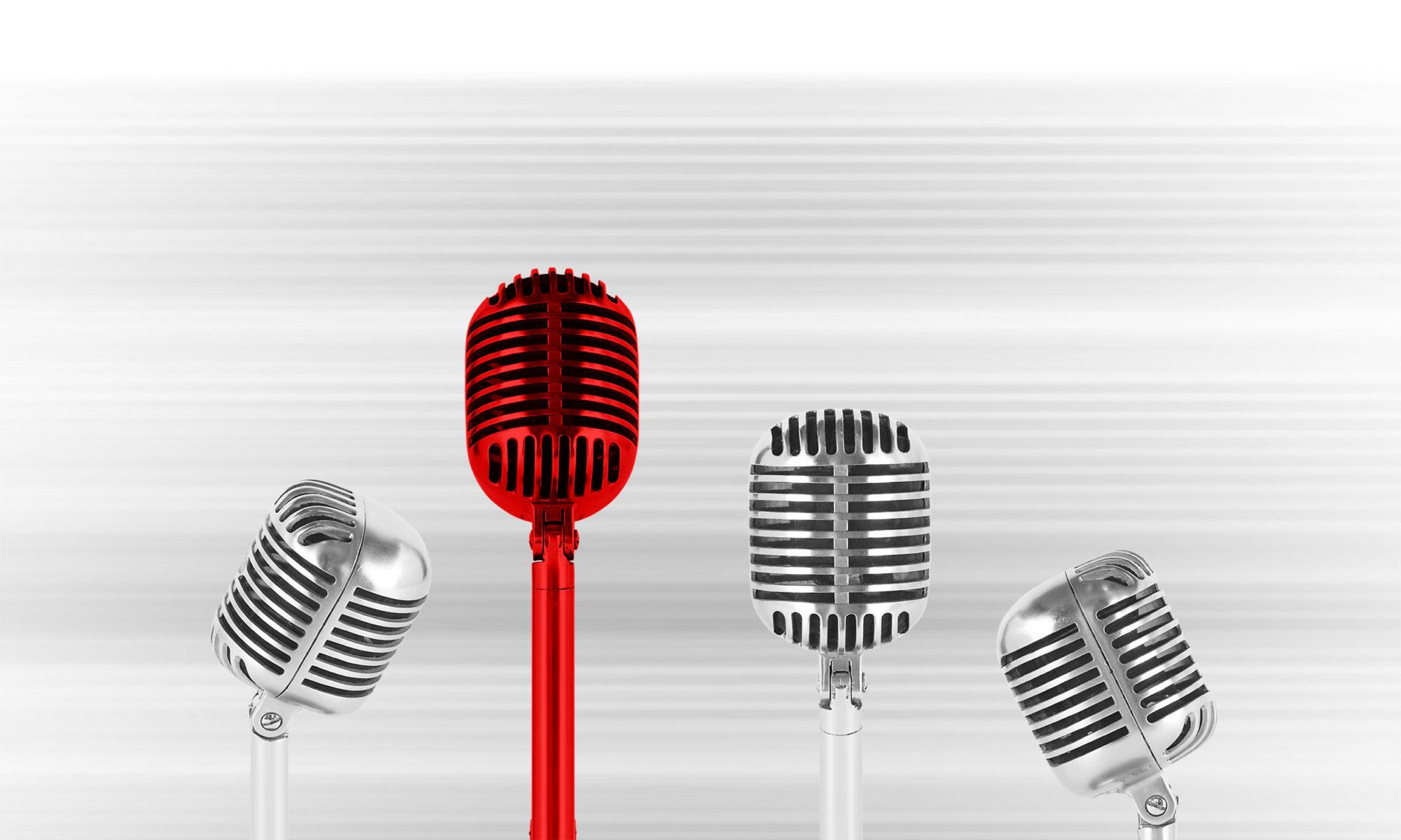 Texter und Redner